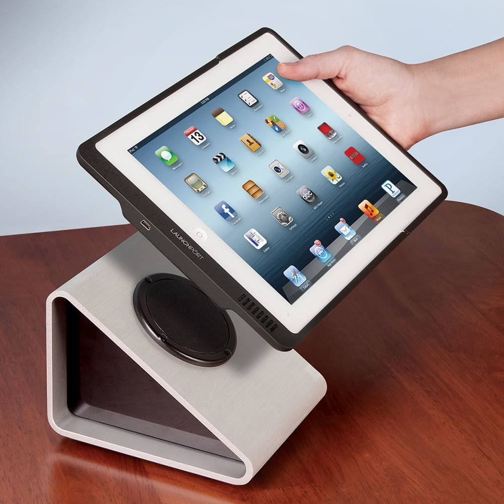 Inductive Wireless Ipad Charger Gadgetify Com