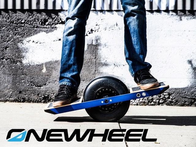 Onewheel Self Balancing Electric Skateboard Correction