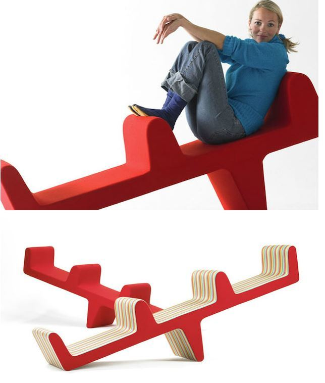 seasaw chair
