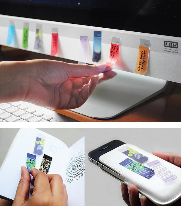 usb sticky notes