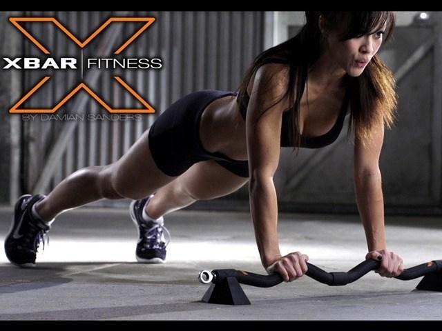 XBar Personal Home Gym