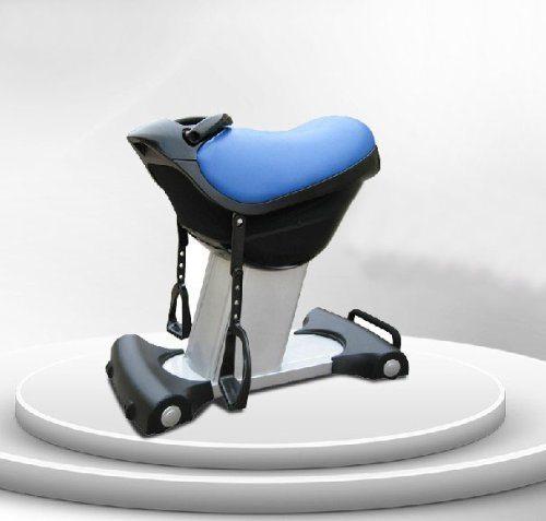 Gym Equipment Japan: Horse Riding Exercise Machine :: Gadgetify.com