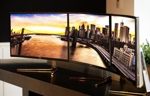 LG 34UC97 21:9 Curved IPS Ultrawide Monitor