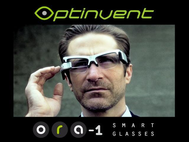 ORA-1 Android Smart Glasses