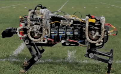 MIT Robotic Cheetah Could Go As Fast As 30 mph