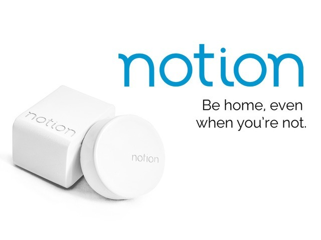 Notion Smart Sensors for Home Intelligence