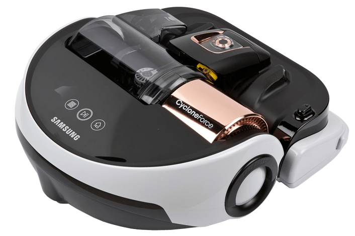 Samsung POWERbot VR9000 Robot Cleans Your Home