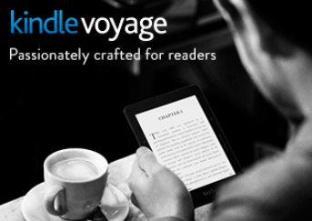 Kindle Voyage: Most Advanced E-book Reader?