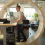 Hamster Wheel Standing Desk: Build Your Own