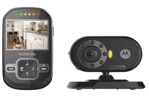 Motorola Pet Scout 600 Remote Wireless Pet Monitor
