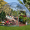 Garden Igloo: Winter Garden + Summer Canopy