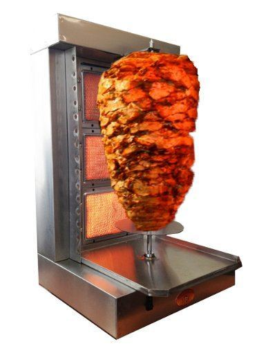 Spinning Grillers Shawarma Doner Kebab Machine