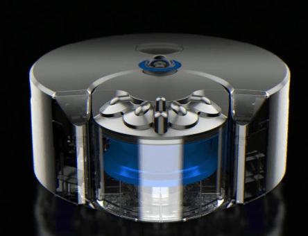 Dyson 360 Eye Robot Vacuum Cleaner [App Enabled]