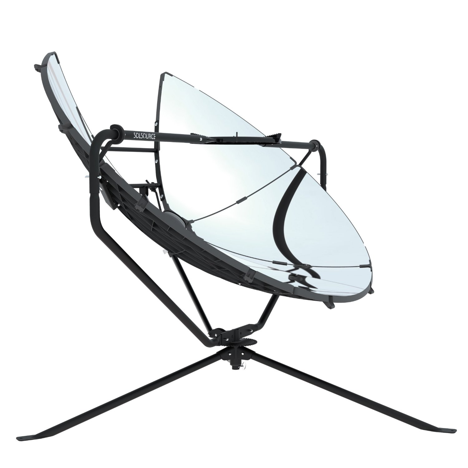 SolSource Parabolic Solar Cooker / Grill