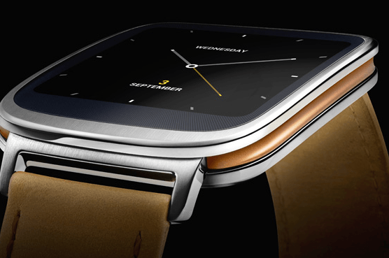 ASUS ZenWatch Smartwatch with Android Wear