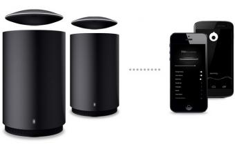 Mars Levitating Bluetooth Speaker for 360° Sound