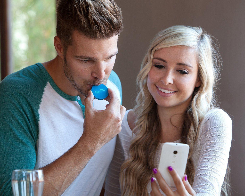 Breathometer Breeze iOS/Android Breathalyzer
