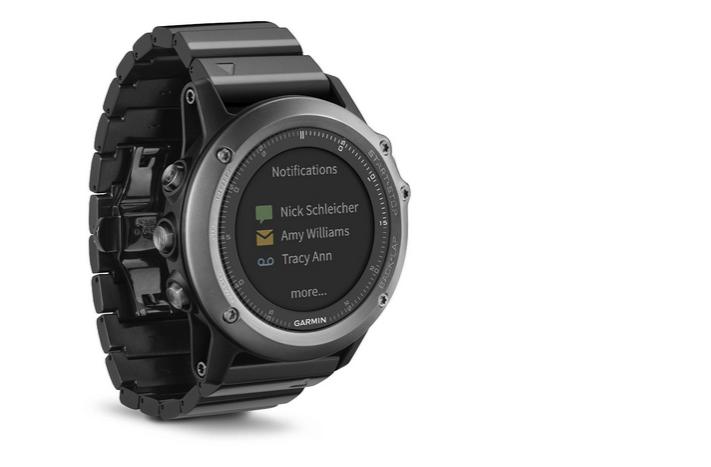 Garmin Fenix 3 Sapphire Smartwatch Ios Android