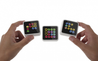 Sifteo Cubes Interactive, Intelligent Game System