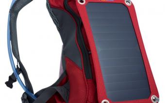 SUNLABZ Solar Backpack + Hydration Pack