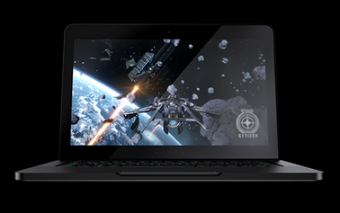 Razer Blade Gaming Laptop w/ Fast Processor & Multitouch