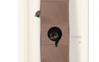 Hangin' Cat Condo Mounts On Your Door