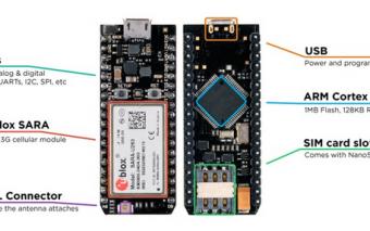 Spark Electron Cellular Dev Kit