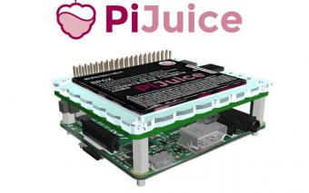 PiJuice: Off-grid Platform for Raspberry Pi