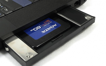 SATA 2nd HDD Caddy: Add a Hard Drive To Your Laptop