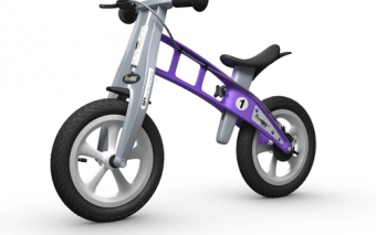 FirstBIKE Street Balance Bike for Kids