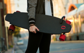 Monolith: Skateboard with In-wheel Motors