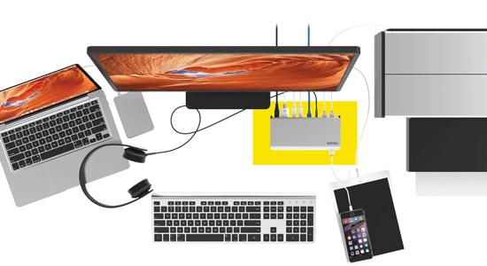 Kanex Thunderbolt 2 Express Dock for MacBooks