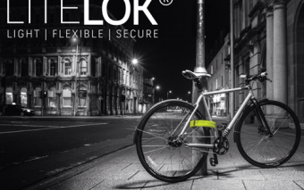 LITELOK: Flexible, Secure Bike Lock