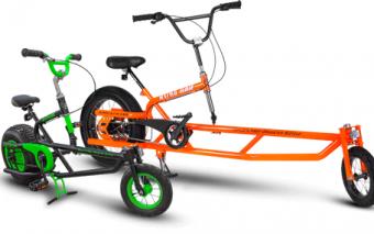 Nitro Rail Dragster Style Street Bike