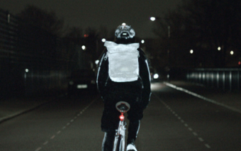 LifePaint: Reflective Safety Spray Keeps You Visible