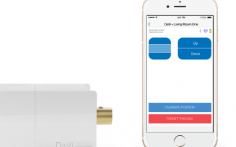 DaVi: Control Your Blinds with Your Phone