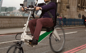 Babel Bike: The World's Safest Bicycle?