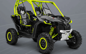 Can-Am Maverick X ds Turbo Off-Road Vehicle
