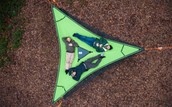 Trillium Hammock for Camping
