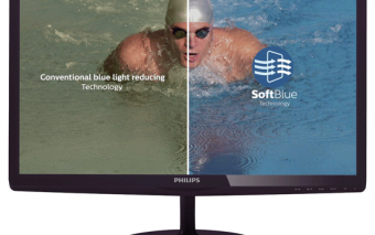 Philips Anti Blue Light Monitor To Protect Your Eyes