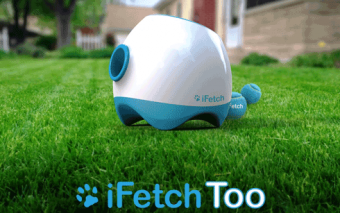iFetch Too: Automatic Ball Launcher for Big Dogs