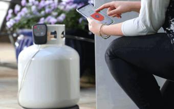 Smart GasWatch: Propane Tank Scale + App