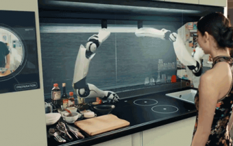 World's First Robotic Kitchen by Moley Robotics