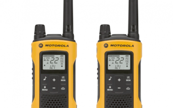 Motorola T400 Rechargeable 2-Way Radio