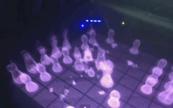 Voxiebox Displays Video Like Holograms