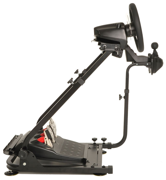Conquer Racing Simulator Steering Wheel Stand