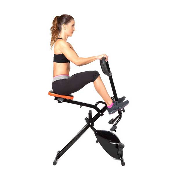 New Electronics Deals Details Here Meet The Total Crunch Evolution A Whole Body Workout Machine