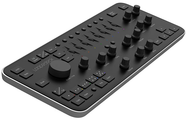 Loupedeck Photo Editing Keyboard for Adobe Lightroom