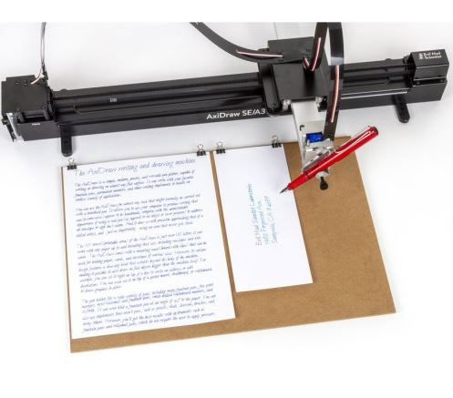 AxiDraw SE/A3 Writing & Drawing Robot