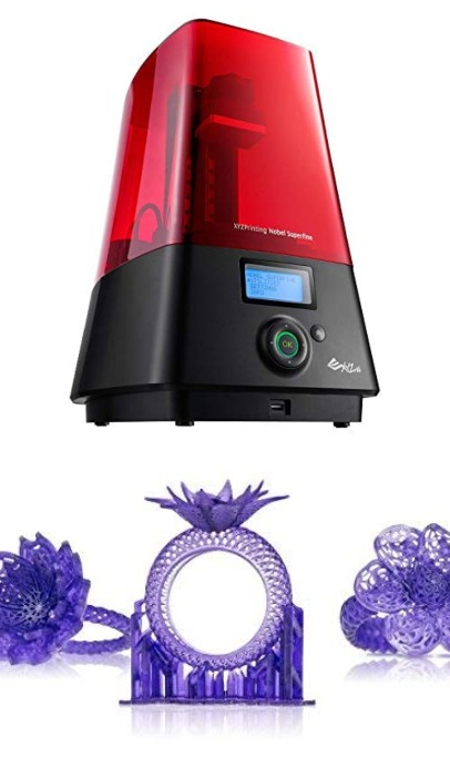 Nobel Superfine DLP Jewelry & Dental 3D Printer